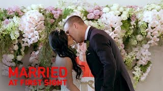 Nic and Cyrell's wedding and reception | MAFS 2019