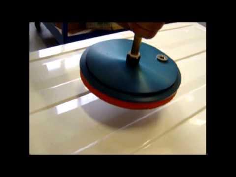 Vuototecnica foam rubber suction cups for uneven surfaces