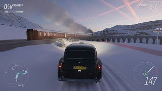 Forza Horizon 4 - Morning Rush - Showcase Remix [4K]
