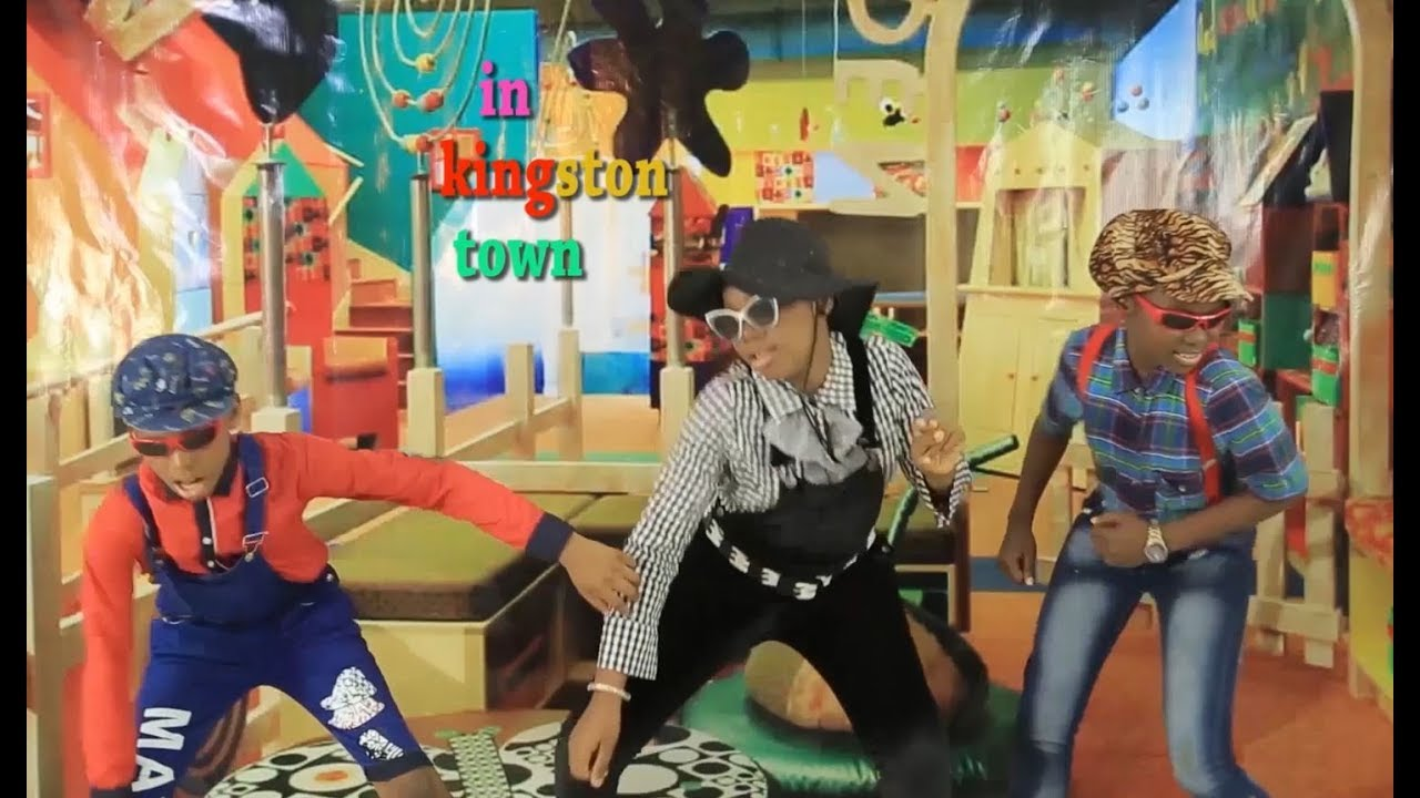 Download Super kids  - Let's Dance Again