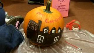 Pumpkin Carving With CST Staff!