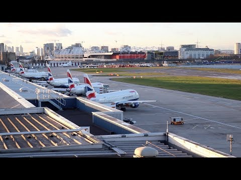 Behind The Scenes - London City Airport. Part 1
