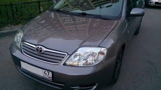 Выбираем б\у авто Toyota Corolla E12 (бюджет 250-300 тр)