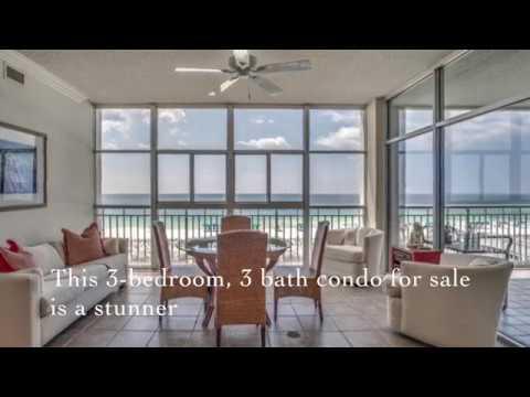 Tides Of Destin Beachfront Condo For Sale