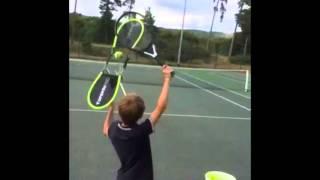 Pingas serve tips tennis