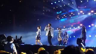Ghen - Erik & Min || T-ara Concert in Vietnam 2017
