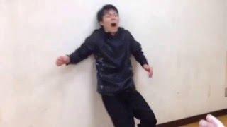 栩原楽人アクショントレーニング Rakuto Tochihara's action training