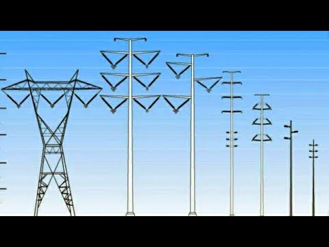transmission line supports