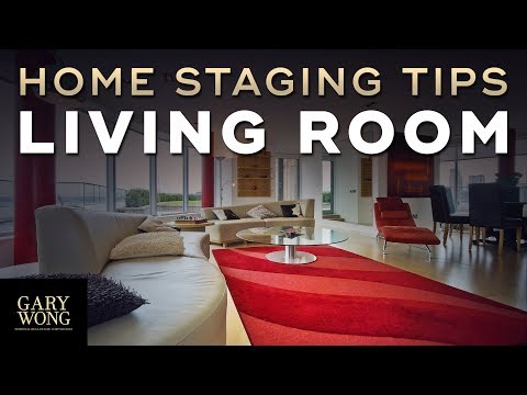 Home Staging Tips – Living Room