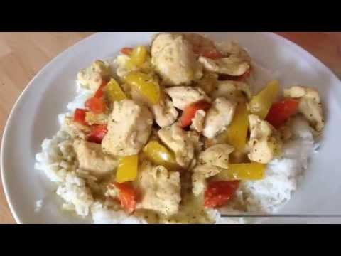 Slimming World Recipe Practically Syn Free Thai Green Curry
