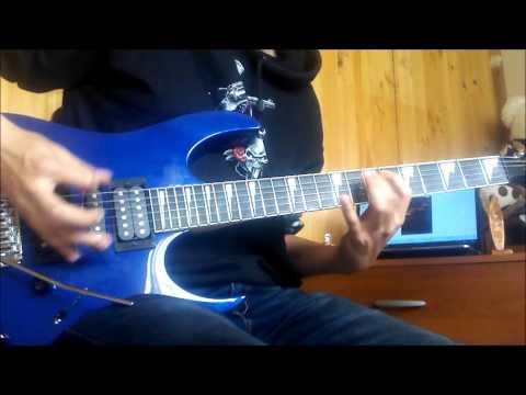 Mr. Brownstone – Guns N' Roses ( Rhythm Guitar Cover ) Izzy Stradlin