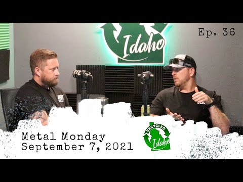 Metal Monday #36 with Nick and Brett, September 7th, 2021
