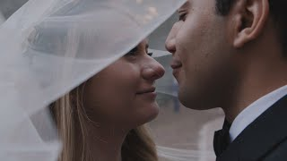 Angela & Nathanael wedding Film | Bridal Oaks Barn
