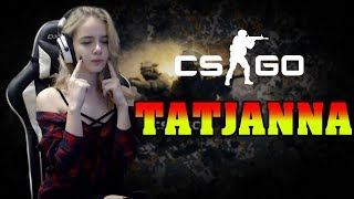 CS:GO FEMALE - Tatjanna Compilation #8