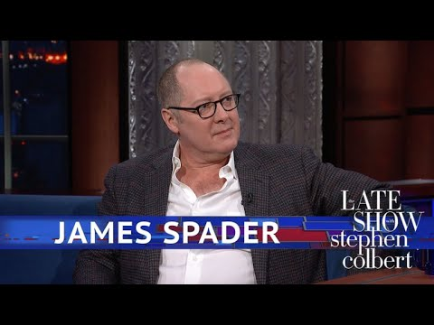 James Spader And Stephen Explore The Tangent