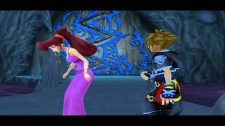 Kingdom Hearts 2 Full HD gameplay on PCSX2