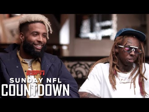 Odell Beckham Jr. and Lil Wayne open up on their careers, achievements and relationship | NFL