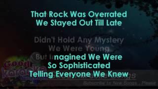 The Pop Kids - Pet Shop Boys (Lyrics Karaoke) [ goodkaraokesongs.com ]
