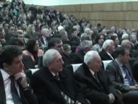 KONGRESMENI ELIOT ENGEL & HARRY BAJRAKTARI QYTETAR NDERI BUJAN BAJRAM CURR NENTOR 2012 PJESA 1