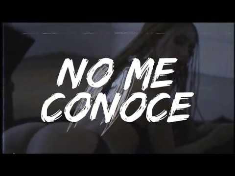 """""""No Me Conoce"""" - Jhay Cortez (LYRIC VIDEO)"""