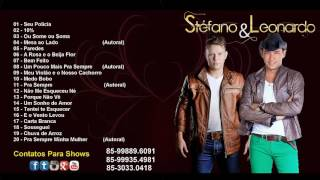 Stefano & Leonardo - Cd Completo 2016 - (PROMOCIONAL)