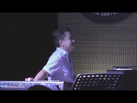 Indra Lesmana & Friends - I Wish @ Mostly Jazz in Bali 16/04/2017 [HD]