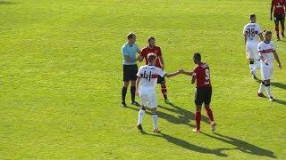 Testspiel ohne Stars. VfB Stuttgart verliert beim Dorfklub aus Aspach