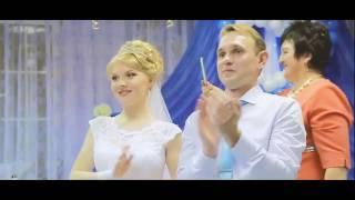 Душевное поздравление на свадьбе от родителей