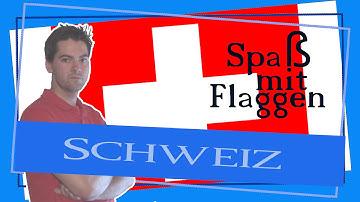 Quadratisch, praktisch gut?? - Die Schweiz - Spass mit Flaggen