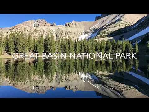 Great Basin National Park -- Adventure on America's Loneliest Road in Nevada