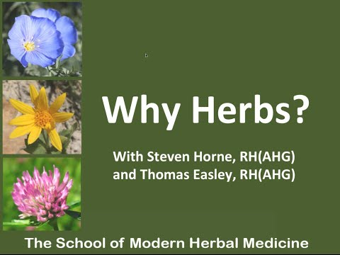 Why Herbs?