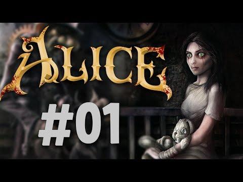 [Rediff] ALICE DÉCOUVRE LA FOLIE #1 (American McGee's Alice)