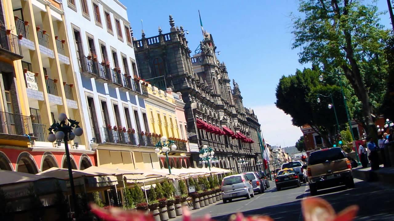 Centro Histórico de Puebla, una de las razones que atrae a los extranjeros en Puebla
