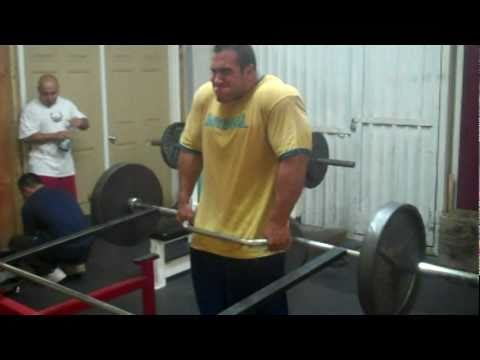 CANNON BALL DELTS WORKOUT @ POWER HOUSE GYM HONOLULU