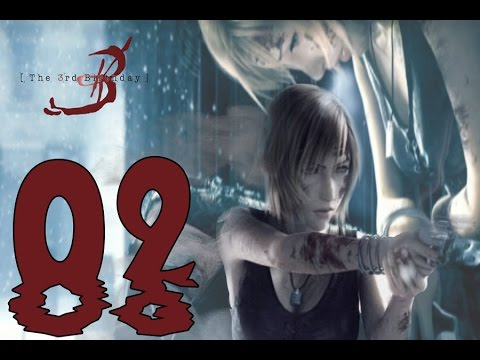 The 3rd Birthday - Walkthrough Gameplay Part 01 - Episode 01 A Brave New World (PSP)