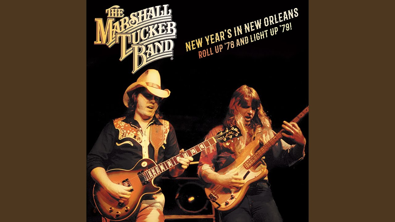 Marshall Tucker Band : New Year's 1978 in New Orleans (2020)