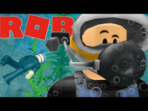 IN SEARCH OF THE FART FISH IN ROBLOX! | RADIOJH GAMES & GAMER CHAD