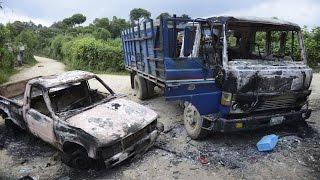 Activistas de derechos humanos exigen investigar choque armado ocurrido en Guatemala