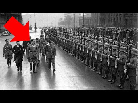 What Was Germany Secretly Doing In China Before WW2?