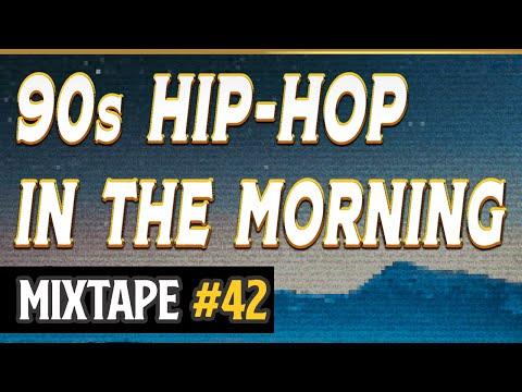 90s Hip-Hop Morning Mix #42   East Coast to West Coast   Rare Old School Underground Mixtape