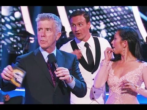 Protesters Rush Stage During Ryan Lochte's Dancing With The Stars Debut from YouTube · Duration:  6 minutes 37 seconds