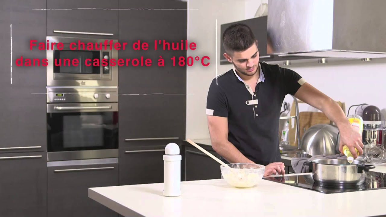 recette de churros gourmands tr s facile cuisiner sans machine youtube. Black Bedroom Furniture Sets. Home Design Ideas