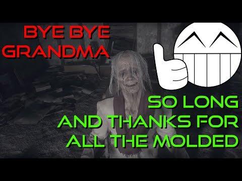 Wave Bye to Grandma Kids - FP - Resident Evil VII 19
