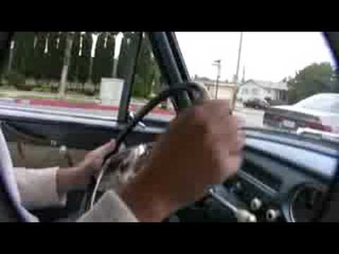 1959 Toyota Toyopet - Very Quick Test Drive