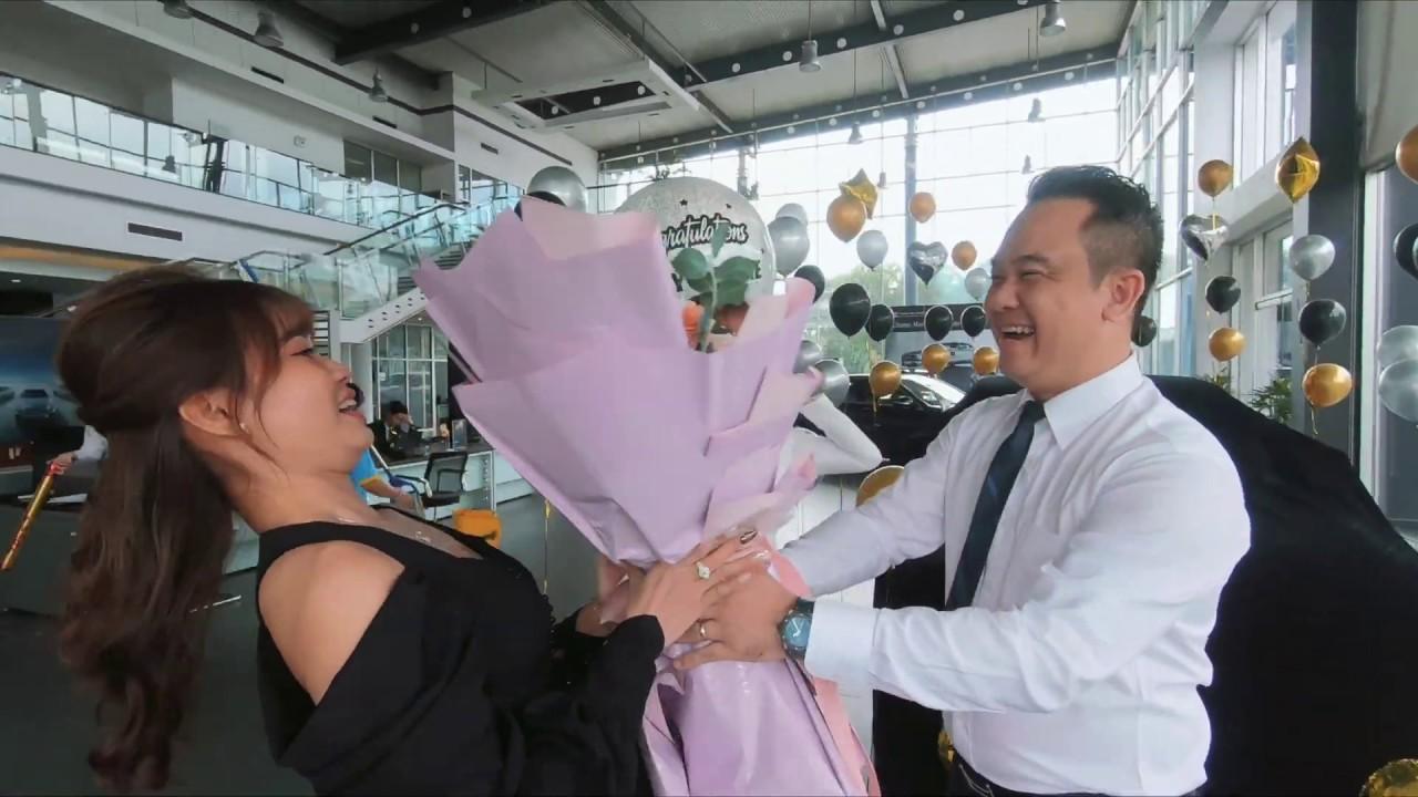 Cô em gái Cần Thơ dám  bỏ 3 tỷ mua xe xịn dù chưa 1 lần gặp mặt Hoàn và mới lấy bằng lái chỉ 1 ngày!