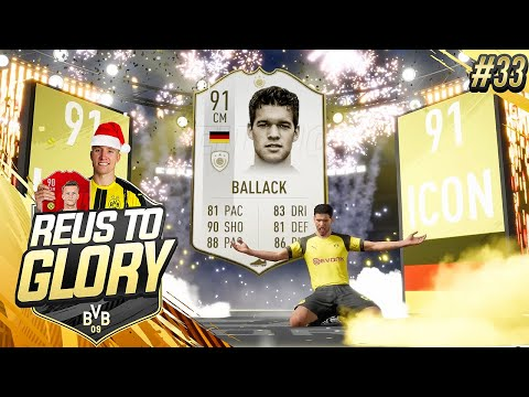 PRIME BALLACK FOR FREE!   Reus To Glory #33   FIFA 19 Road To Glory