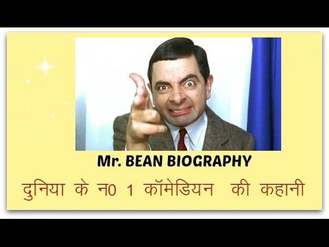 Mr Bean Biography In Hindi