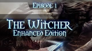 The Witcher - Walkthrough / Gameplay - Part 1 - Prologue [Let's Play]