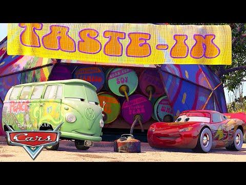 Best of Fillmore!   Pixar Cars