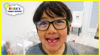 Ryan lost another tooth!!!